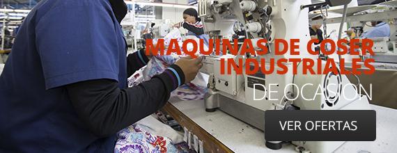 maquinas de coser industriales de ocasion