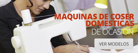 maquinas de coser domesticas de ocasion